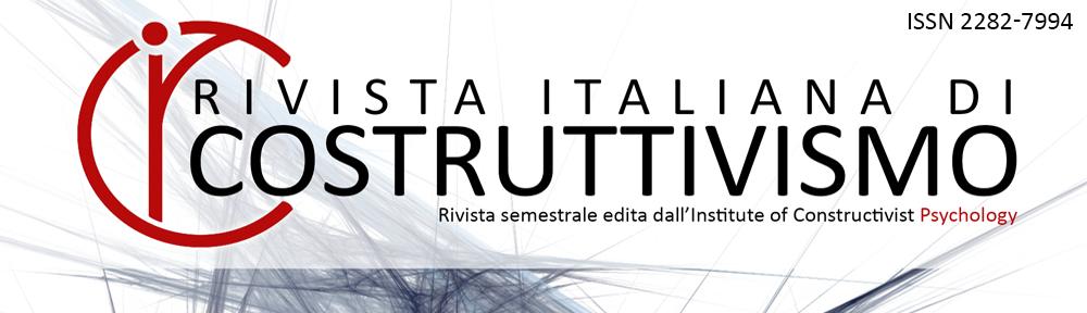 Rivista Italiana di Costruttivismo